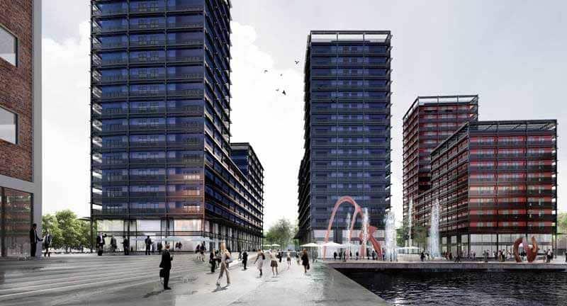 Le projet hybride Black Swans à Strasbourg