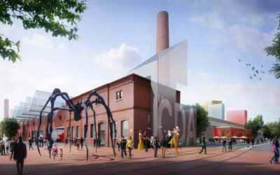 Mulhouse : Le quartier DMC labellisé IBA Basel 2020