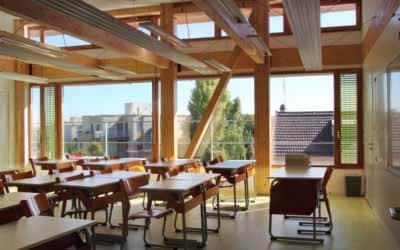 Urbanisme durable : l'architecture en bois et paille gagne du terrain