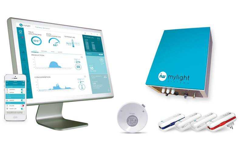 Mylight System : auto-consommation electrique