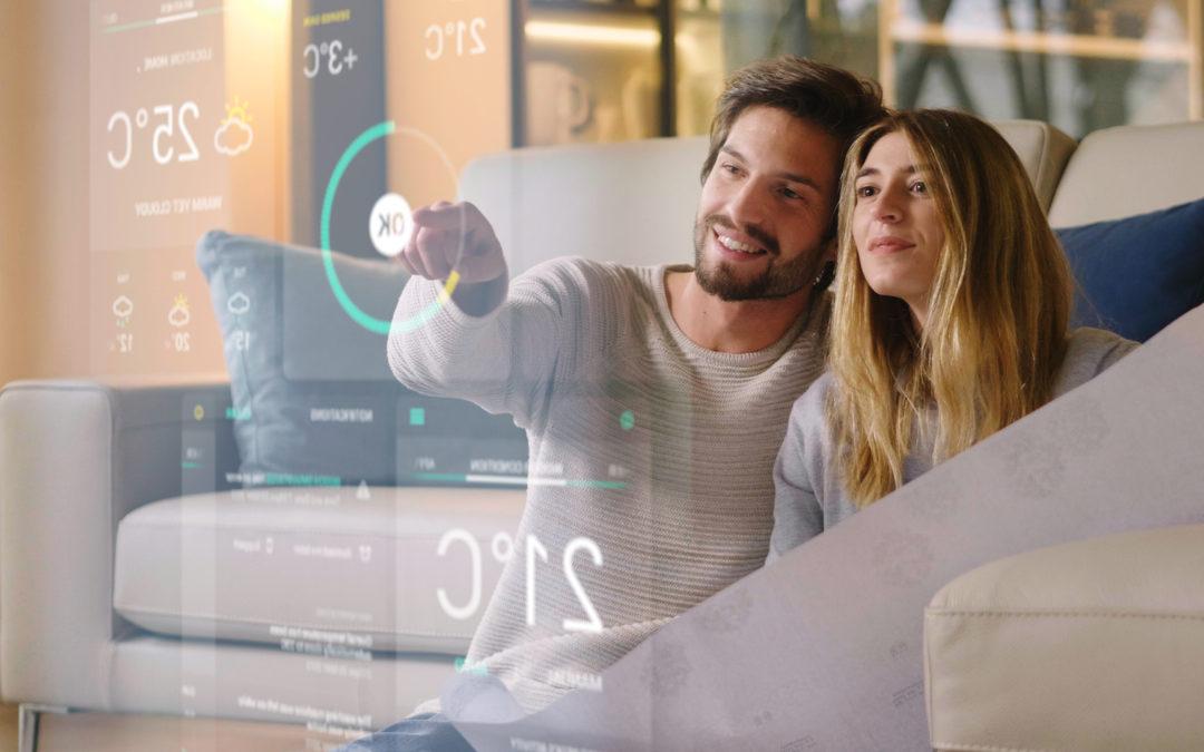 ELM Touch, le premier vrai thermostat intelligent
