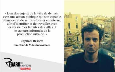 Innovations urbaines et écosystème territorial