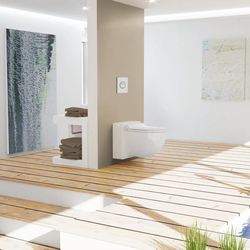 Comment Installer Toilette Suspendu comment installer un wc suspendu grohe ? - blog ideobain