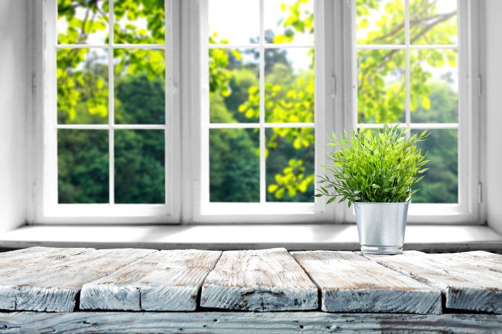 Pose d'une fenêtre en applique: explications