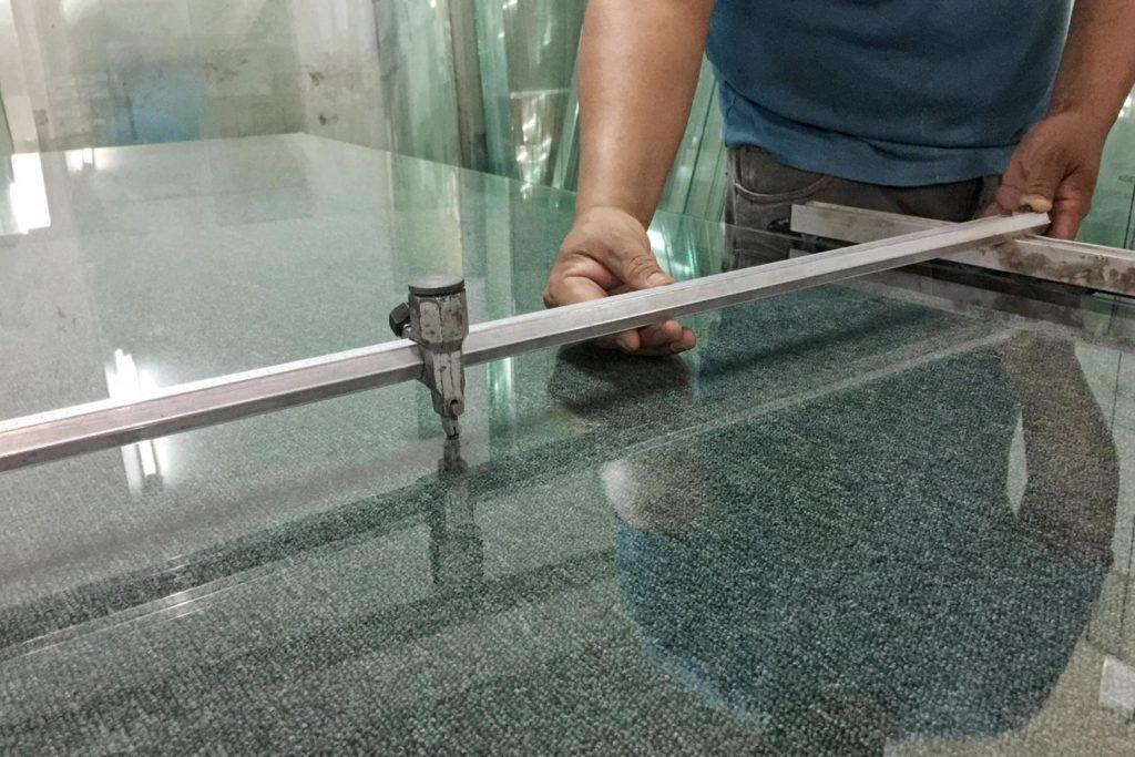 verre-plat-fabrication