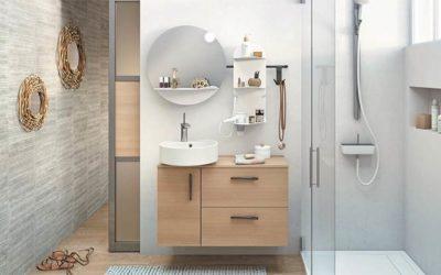 Aménagement d'une petite salle de bain de 4m²
