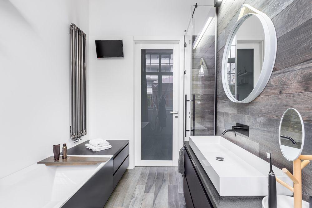 Inspiration pour salle de bain
