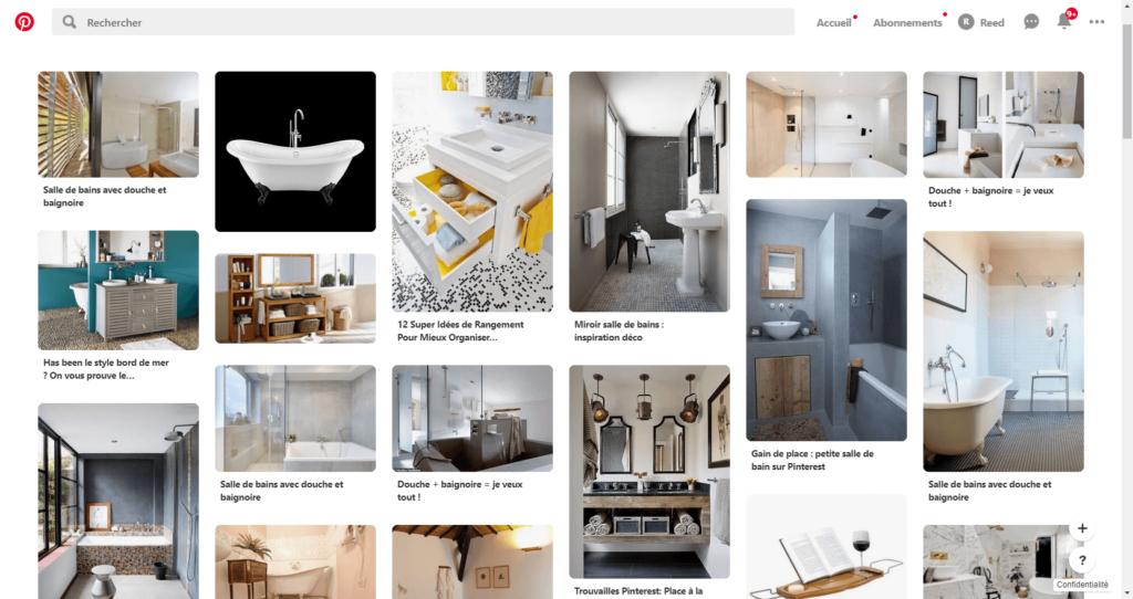 Pinterest Pour La Salle De Bain Blog Ideobain