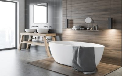 Salle de bain de luxe