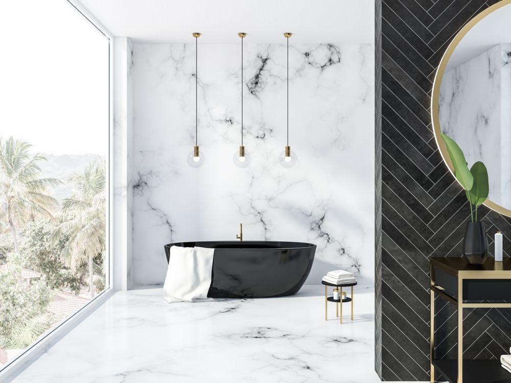 Salle de bain de luxe - Blog Ideobain