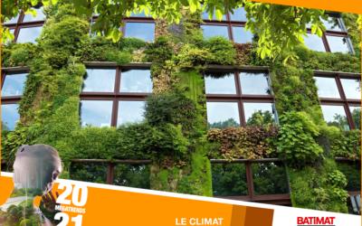 Façade végétalisée : l'habile mélange entre design, nature et performances