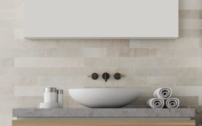 La faïence pour une salle de bain moderne