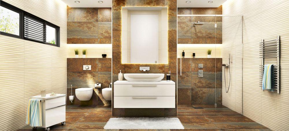 Idée carrelage : 7 inspirations pour votre salle de bain ...