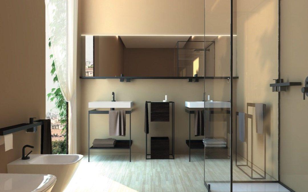 Agencer Une Salle De Bain Dans Un Style Minimaliste Parfait