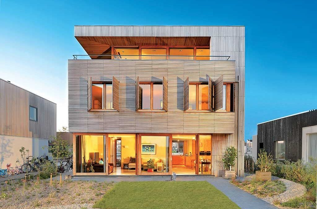 Bois architecture magazine