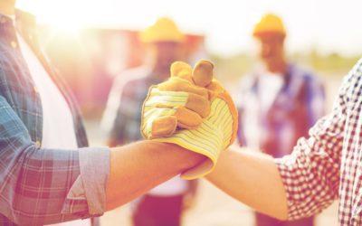 Groupement d'artisans : mettez en commun vos compétences