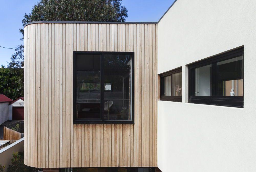 Pose de fenêtre en isolation extérieure
