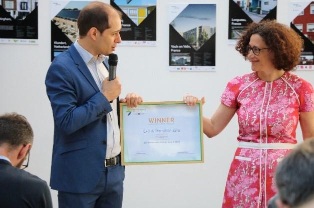 Participez au concours d'innovation EnergieSprong