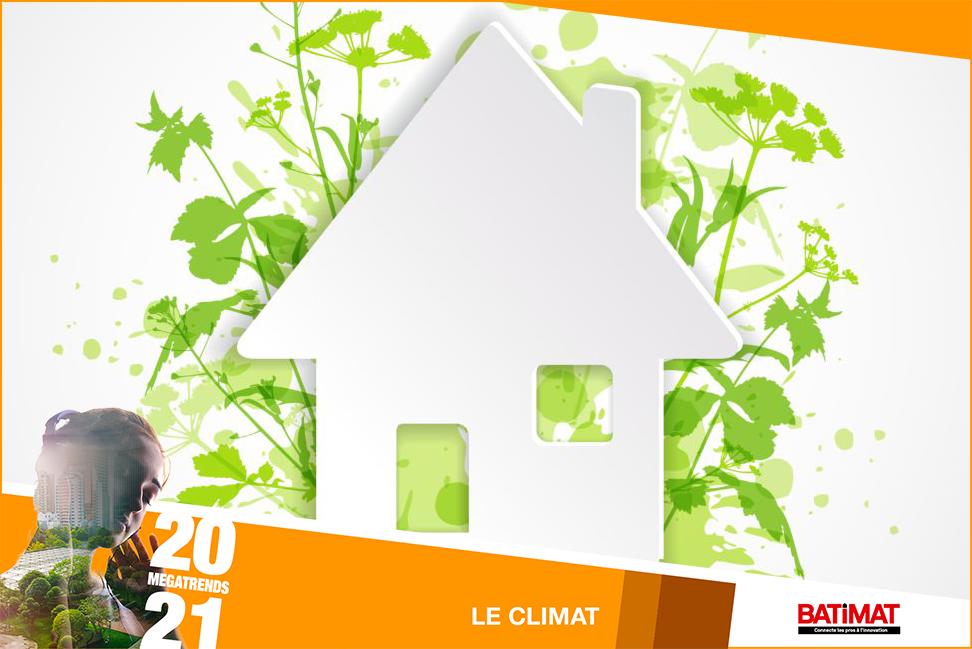 Construction écologique : moins de pollution et de consommation d'énergie