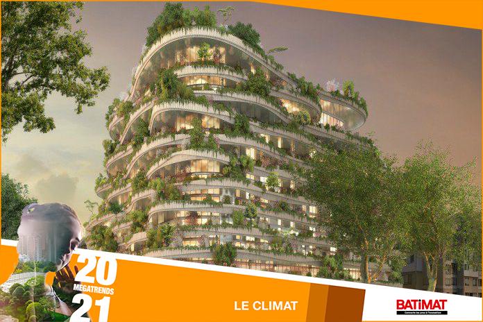 Immeuble écologique du futur – 5 projets surprenants