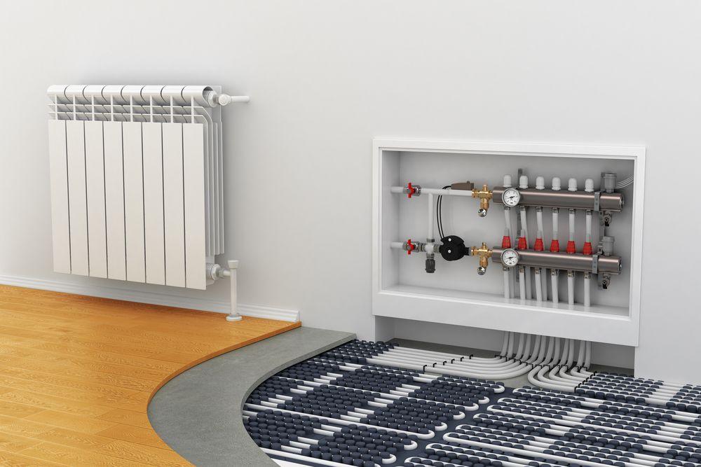 DTU 65.14 : la norme française qui régit les planchers chauffants à eau chaude