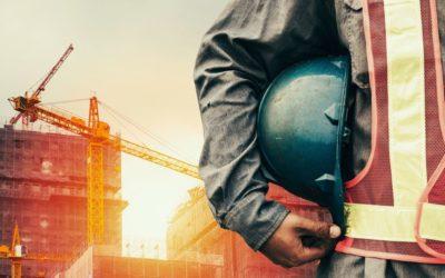 La sécurité sur un chantier