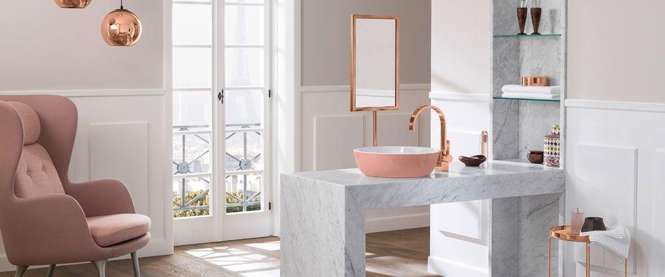 Fabricant de robinetterie pour la salle de bain