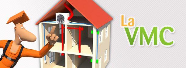 dtu 68.3 : Ventilation Mécanique Contrôlée (VMC)