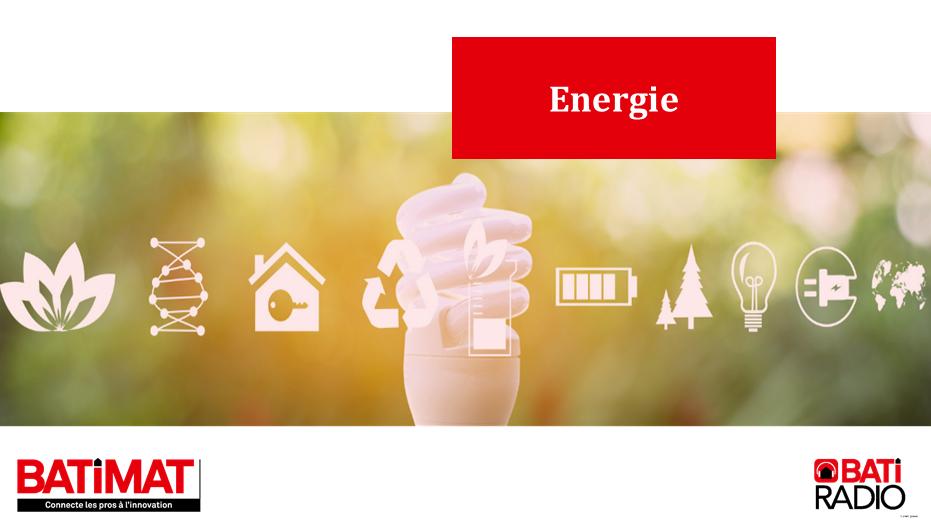 Le bâtiment : secteur le plus énergivore en France