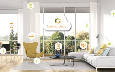 Le logement 4.0 par Overkiz