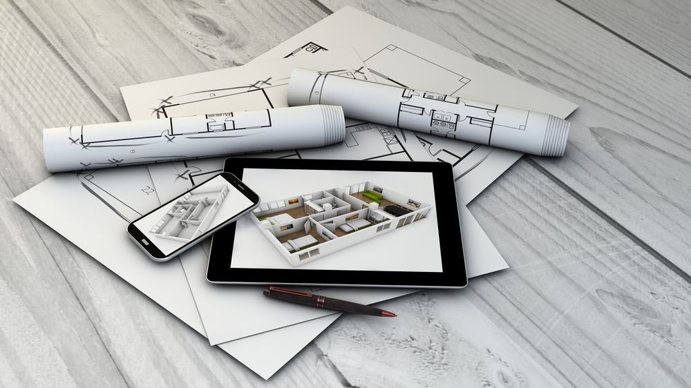 Logiciel d'architecture intérieure
