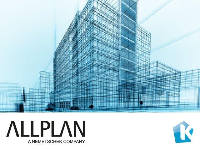 Allplan, logiciel BIM pour créer des projets de constructions