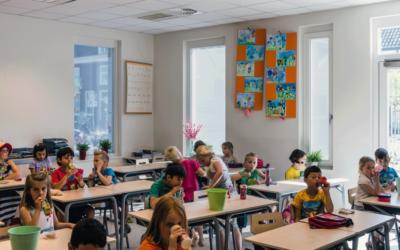 Un air sain pour nos enfants ? Découvrez le « Healthy School Concept »
