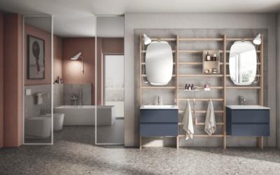 Le nouveau concept de bien-être signé Scavolini : la salle de bains avec Gym Space
