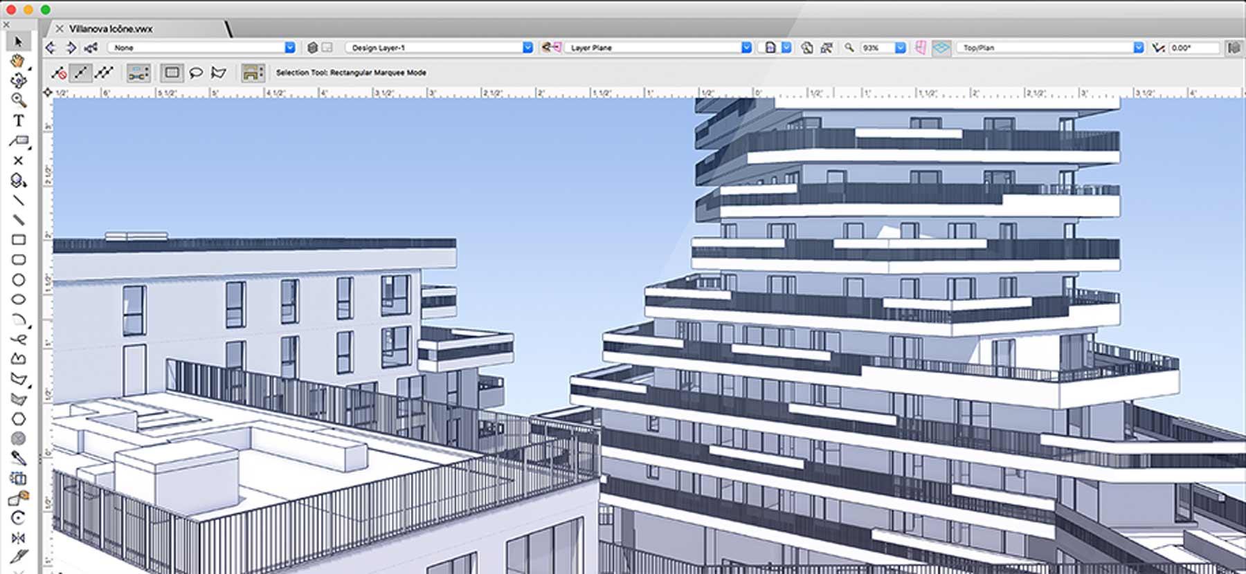 vectorworks-architecture