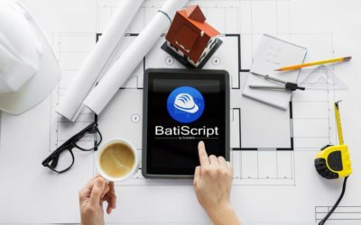 Batiscript, logiciel de suivi de chantier2.0