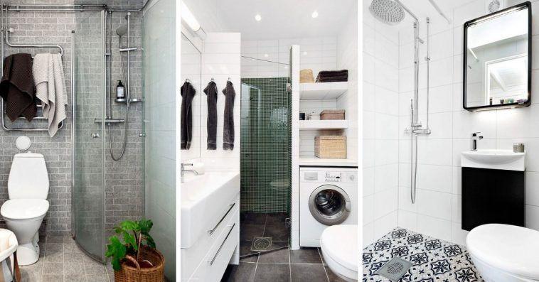 Salle de bain petit espace : comment l\'optimiser ? - Le blog ...