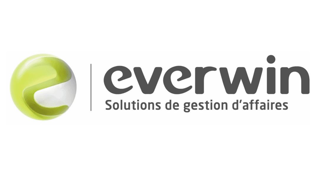 Everwin, éditeur et intégrateur de solutions logicielles pour la gestion d'affaires