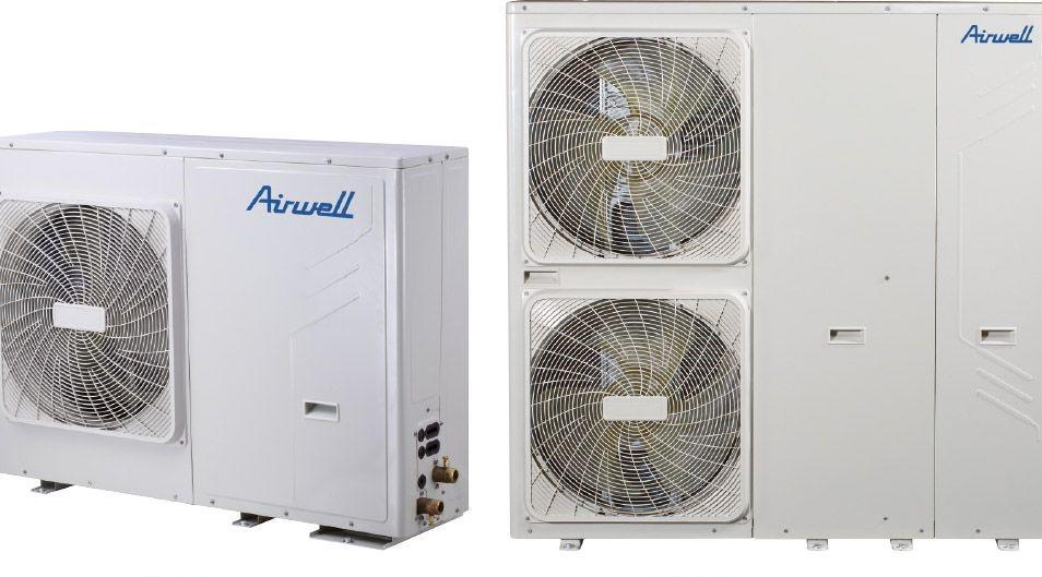 Pompe à chaleur Airwell : des modèles économiques et fiables