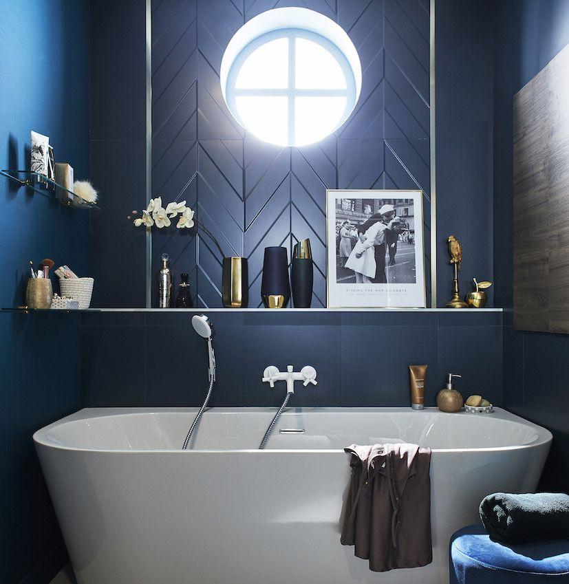 la baignoire semiîlot une solution pratique et