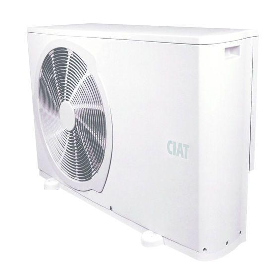 Pompe chaleur ciat des solutions durables pour le - Pompe a chaleur monobloc interieur ...
