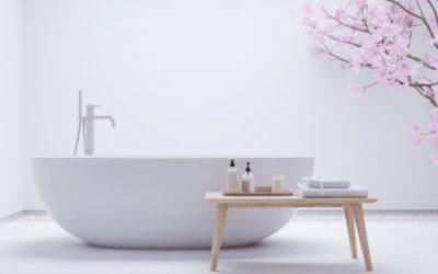 Une salle de bain nature pour une ambiance zen