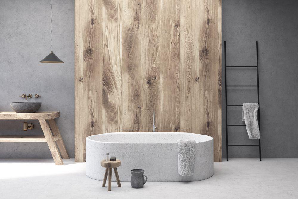 salle-de-bain-bois-accessoire