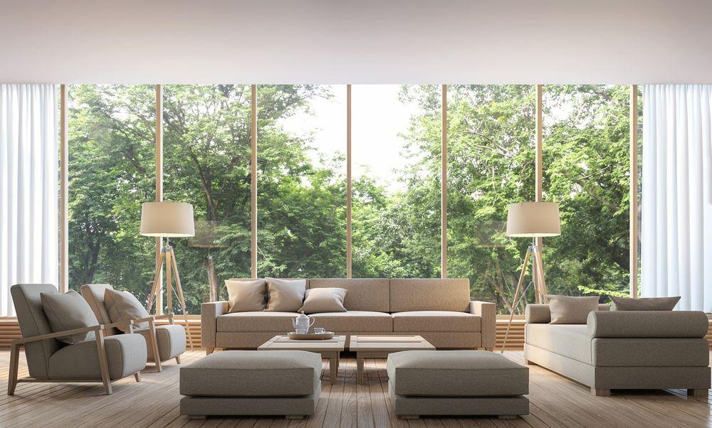 Le verre autonettoyant : moins d'entretien pour plus de luminosité