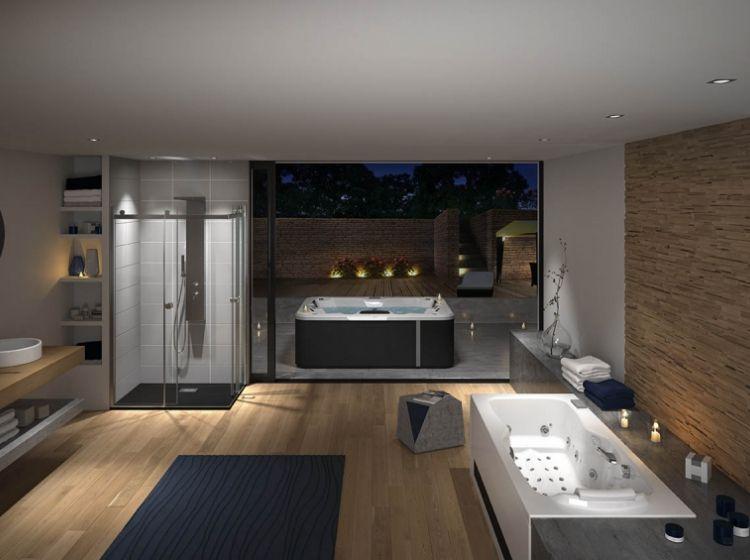 Kinedo, fabricant de douches et baignoires spécialisé dans la balnéo et le spa