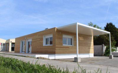 Martin Calais, fabricant de bâtiments préfabriqués