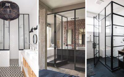 Installer une verrière dans la salle de bain, tout ce que vous devez savoir avant de vous lancer