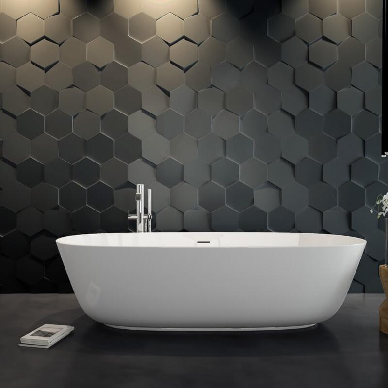carrelage-3d-hexagonal