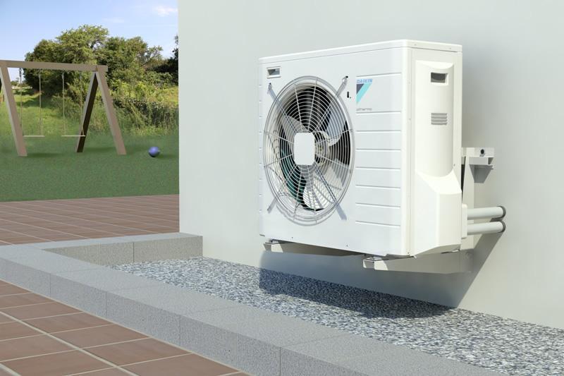 Daikin Altherma : des pompes à chaleur réversibles pour un confort optimal