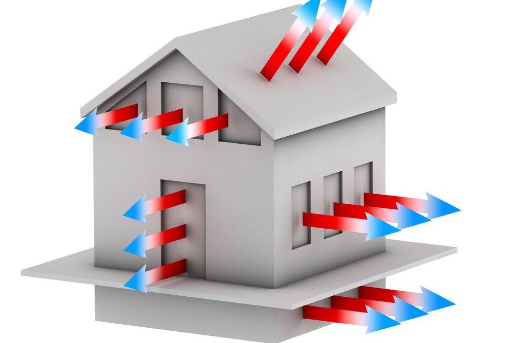Isolation thermique du bâtiment, les points à connaître
